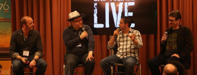 1×36: Bad Voltage Live at SCaLE 2015