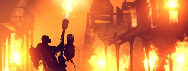 1×53: They've Got A Flamethrower