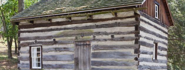 2×50: Born In A Log Cabin